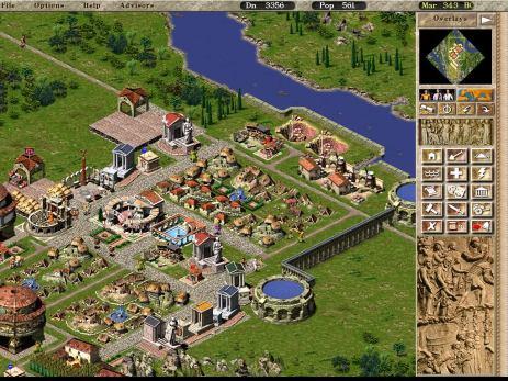 Caesar III Pc Games