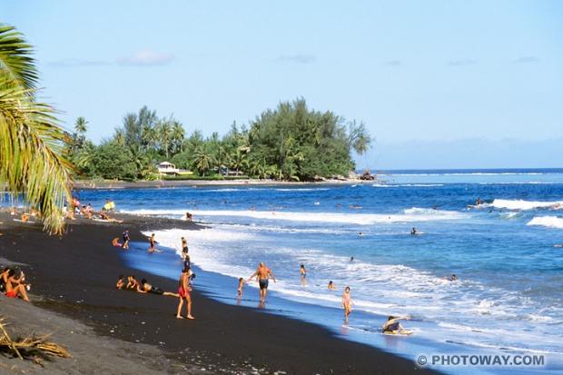 Polynésie 1996 © Richard Soberka - http://www.photoway.com/